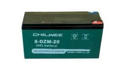 ΜΠΑΤΑΡΙΑ 8-DZM-20 CHILWEE VRLA AGM 16V 20AH c2