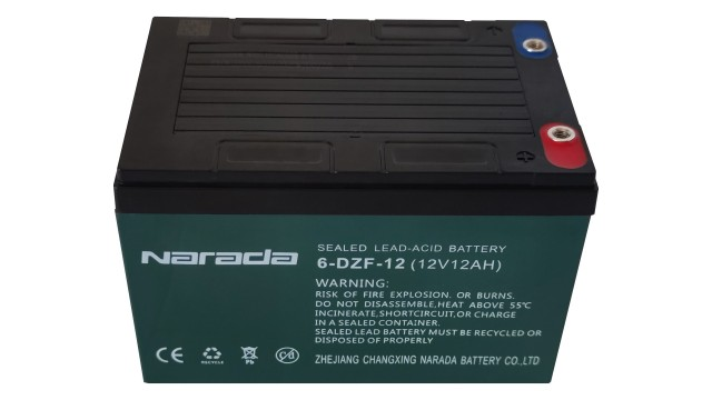 ΜΠΑΤΑΡΙΑ NARADA 6-DZF-12 VRLA AGM 12V12AH c2