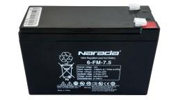 ΜΠΑΤΑΡΙΑ NARADA 6-FM-7.5 VRLA AGM 12V7.5AH c20