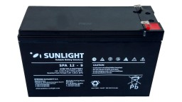 ΜΠΑΤΑΡΙΑ SPA12-9 SUNLIGHT VRLA AGM