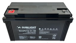 ΜΠΑΤΑΡΙΑ ACCUFORCE 12V120AH SUNLIGHT VRLA AGM