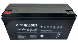 ΜΠΑΤΑΡΙΑ ACCUFORCE 12V150AH SUNLIGHT VRLA AGM