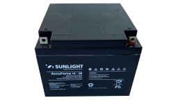 ΜΠΑΤΑΡΙΑ ACCUFORCE 12V26AH SUNLIGHT VRLA AGM
