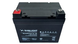 ΜΠΑΤΑΡΙΑ ACCUFORCE 12V33AH SUNLIGHT VRLA AGM