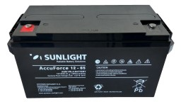 ΜΠΑΤΑΡΙΑ ACCUFORCE 12V65AH SUNLIGHT VRLA AGM