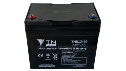 ΜΠΑΤΑΡΙΑ TNE12-40 TIANNENG VRLA AGM 12V 40AH c20