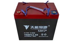 ΜΠΑΤΑΡΙΑ TNEP12-66 TIANNENG VRLA AGM 12V 66AH c20