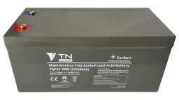 TNC12-200P TIANNENG CARBON 12V260AH c100