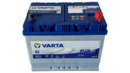 ΜΠΑΤΑΡΙΑ N72 VARTA BLUE EFB START-STOP 72AH