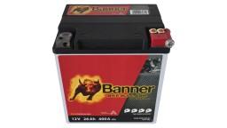 ΜΠΑΤΑΡΙΑ 53001 (ETX30L) BANNER BIKE BULL AGM PRO