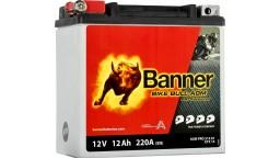 ΜΠΑΤΑΡΙΑ 51401 (ETX14) BANNER BIKE BULL AGM PRO