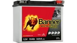 ΜΠΑΤΑΡΙΑ 51601 (ETX16L) BANNER BIKE BULL AGM PRO