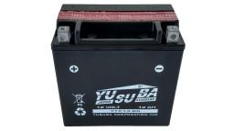 ΜΠΑΤΑΡΙΑ YTX14-BS YUSUBA 12V 12AH