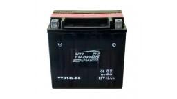 ΜΠΑΤΑΡΙΑ YTX14L-BS YUSUBA 12V 12AH