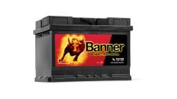 BANNER STARTING BULL 55519