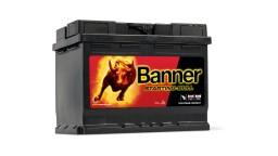 BANNER STARTING BULL 56219