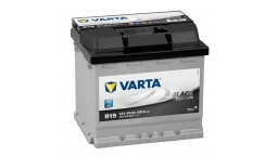 ΜΠΑΤΑΡΙΑ B19 VARTA BLACK DYNAMIC 45AH